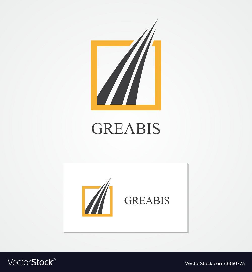 Logo for financial and bank companies vector | Price: 1 Credit (USD $1)