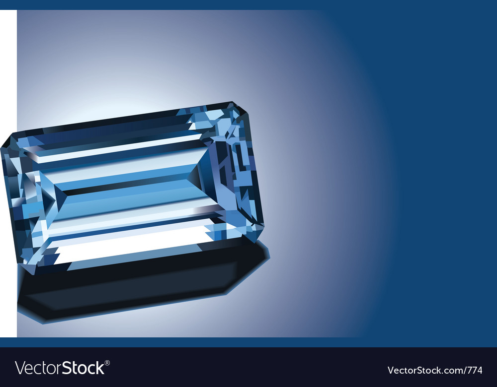 Sapphire vector | Price: 3 Credit (USD $3)