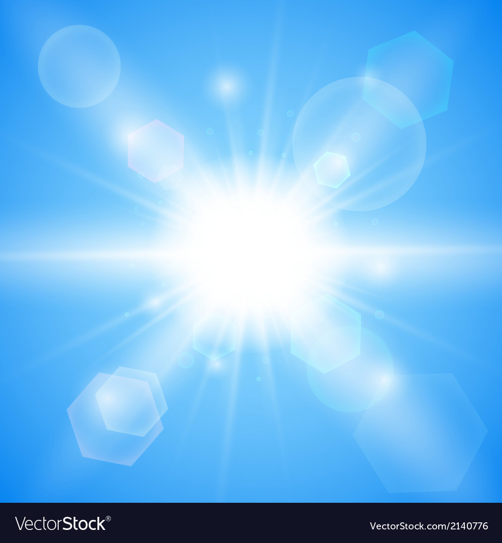 Bright blue background vector   Price: 1 Credit (USD $1)