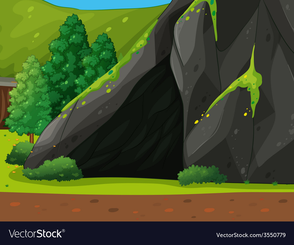 A cave vector | Price: 3 Credit (USD $3)