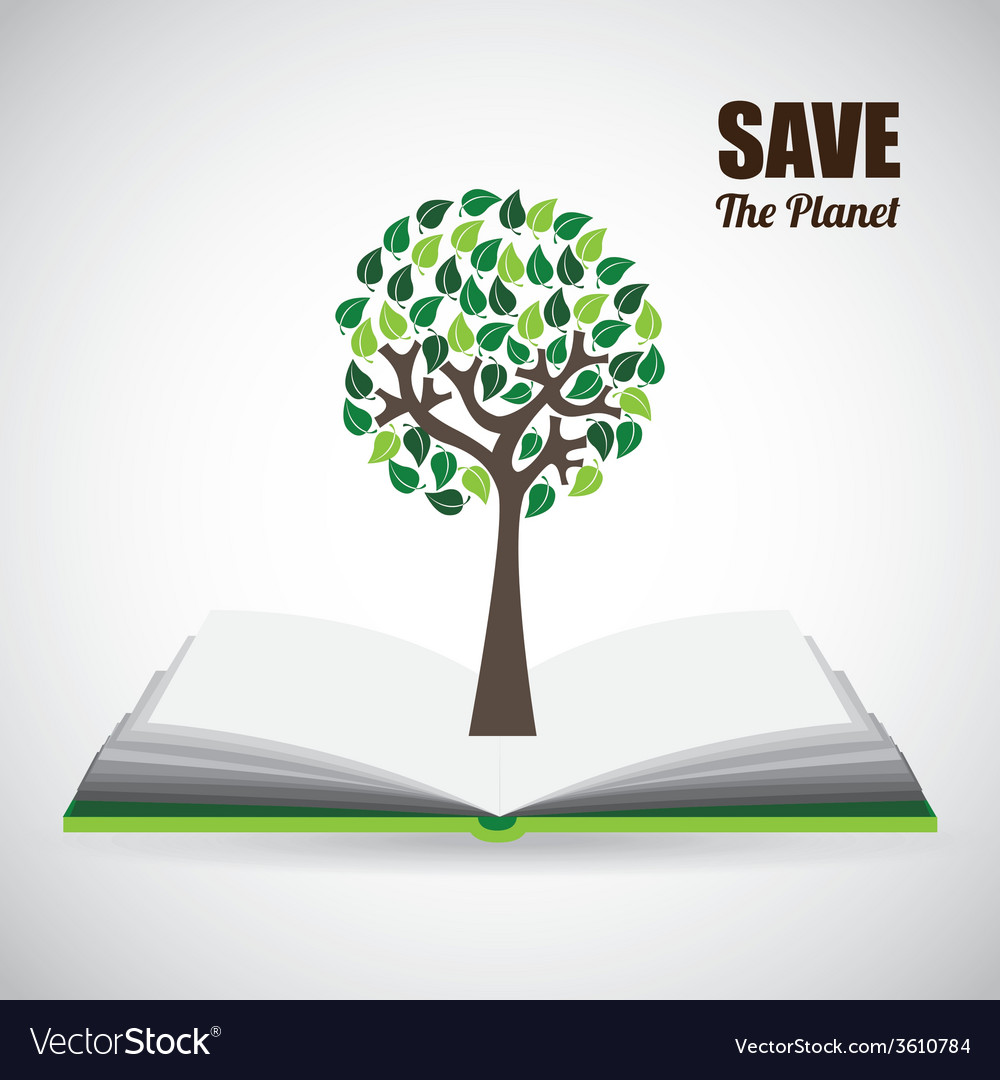 Save the planet vector | Price: 1 Credit (USD $1)
