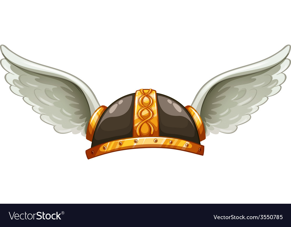 A vikings headgear vector | Price: 1 Credit (USD $1)