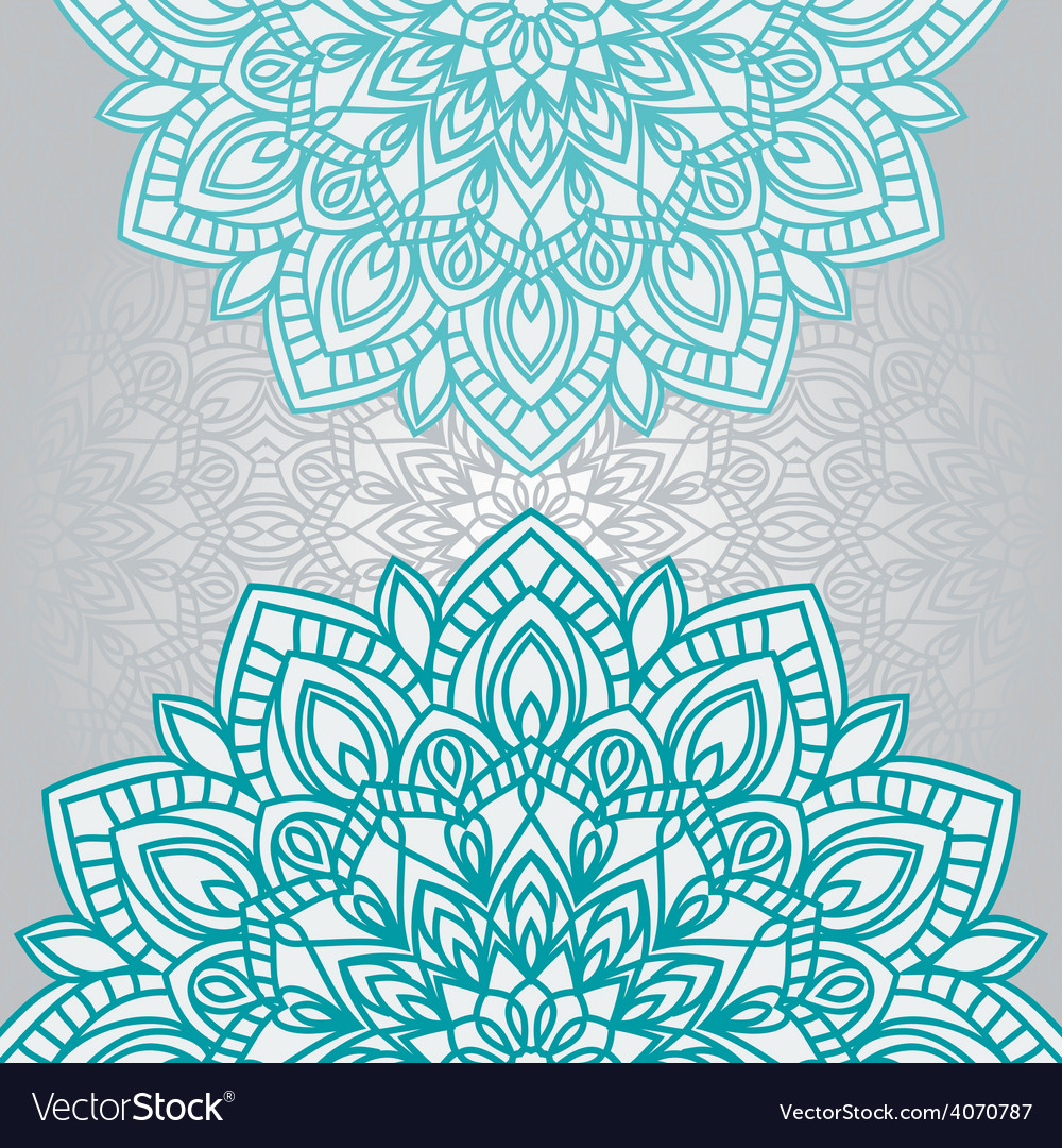 Abstract round ornamental vector | Price: 1 Credit (USD $1)