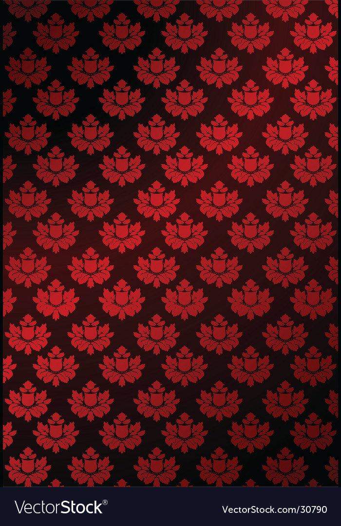 Illustration of red wallpaper vector | Price: 1 Credit (USD $1)