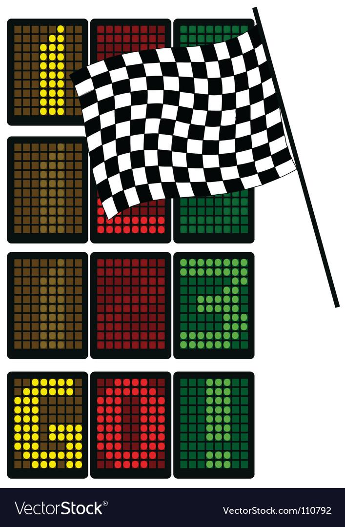 Formula 1 table vector   Price: 1 Credit (USD $1)