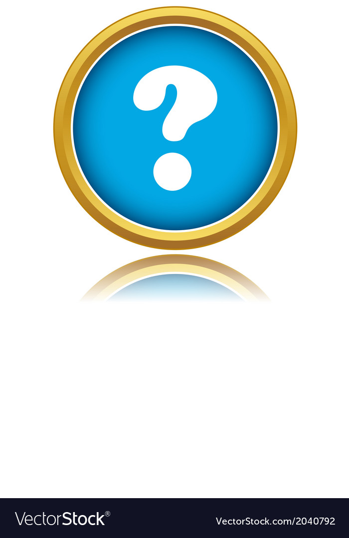 Question icon vector   Price: 1 Credit (USD $1)