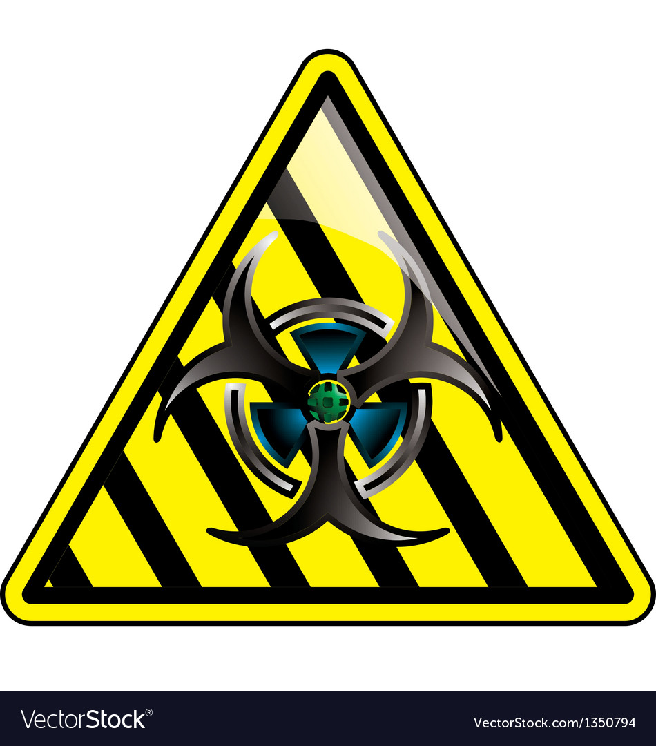 Biohazard vector | Price: 1 Credit (USD $1)