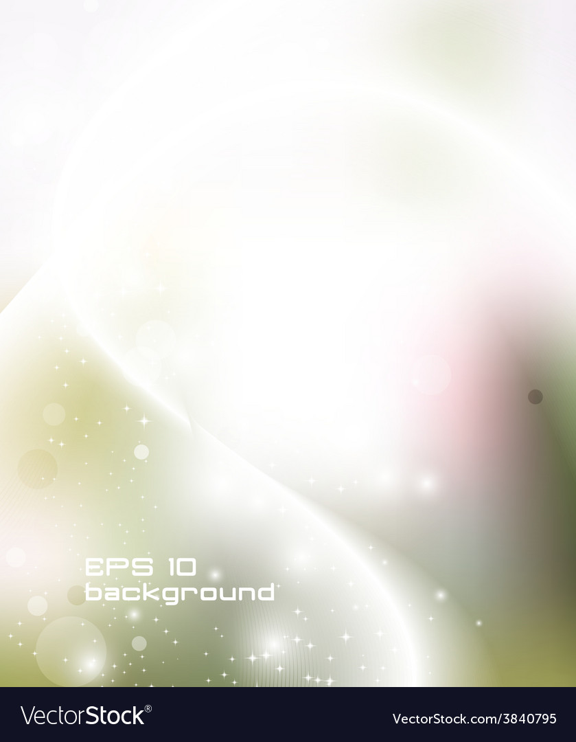 Glowing abstract background vector | Price: 1 Credit (USD $1)