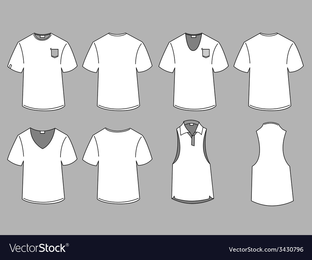 Mans t-shirt design template vector | Price: 1 Credit (USD $1)