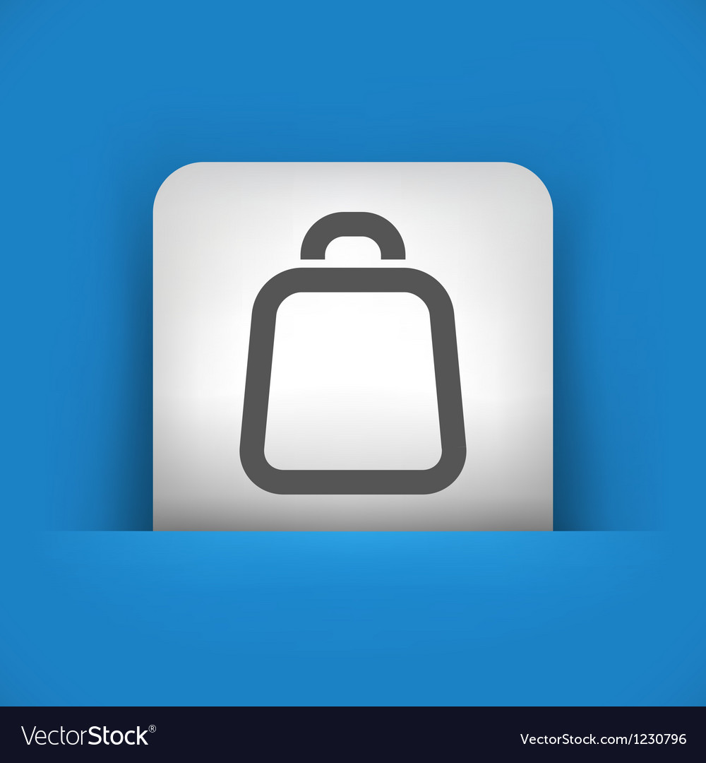 Single icon vector | Price: 1 Credit (USD $1)