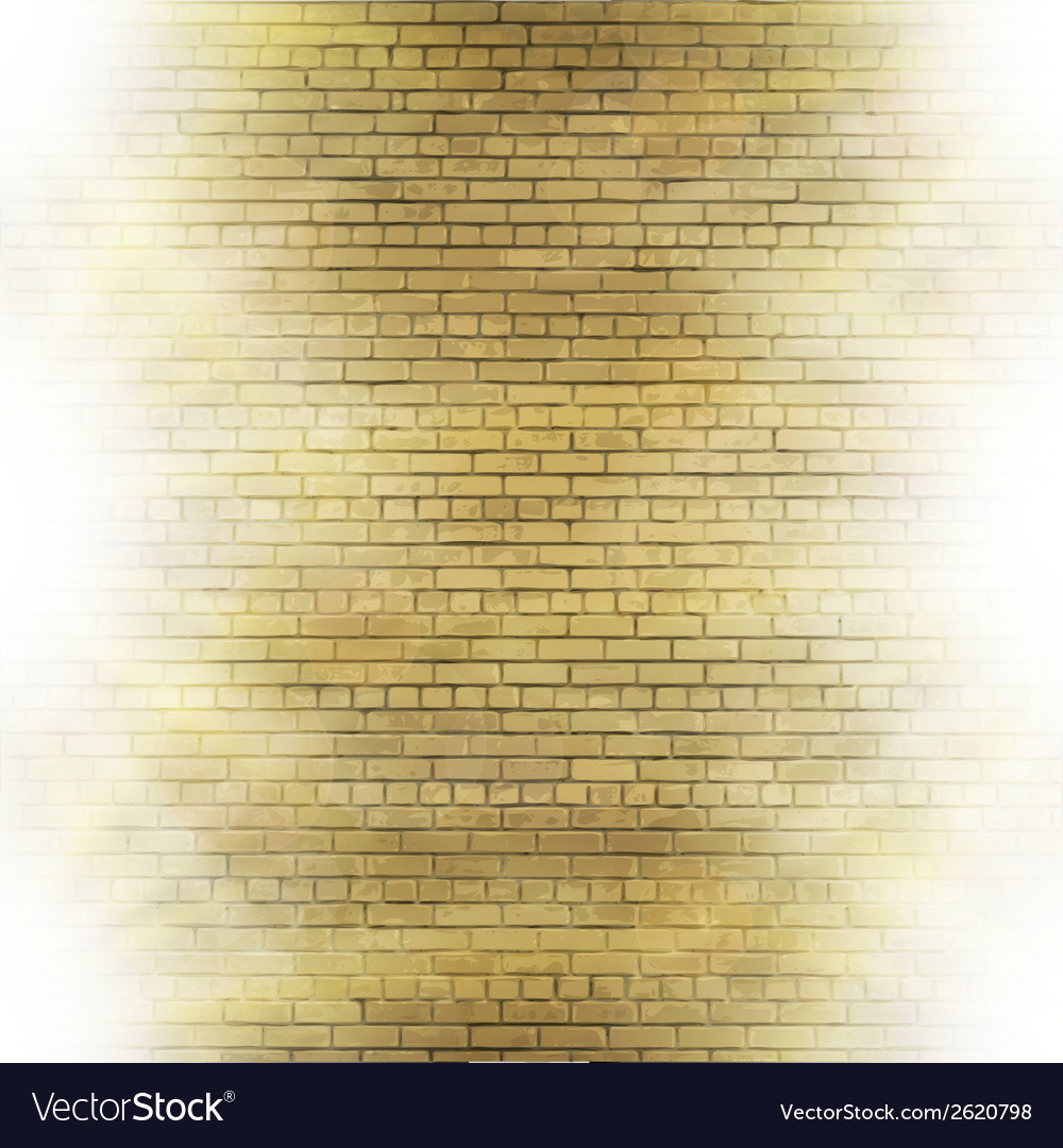 Abstract brick background blurry light effects vector | Price: 1 Credit (USD $1)