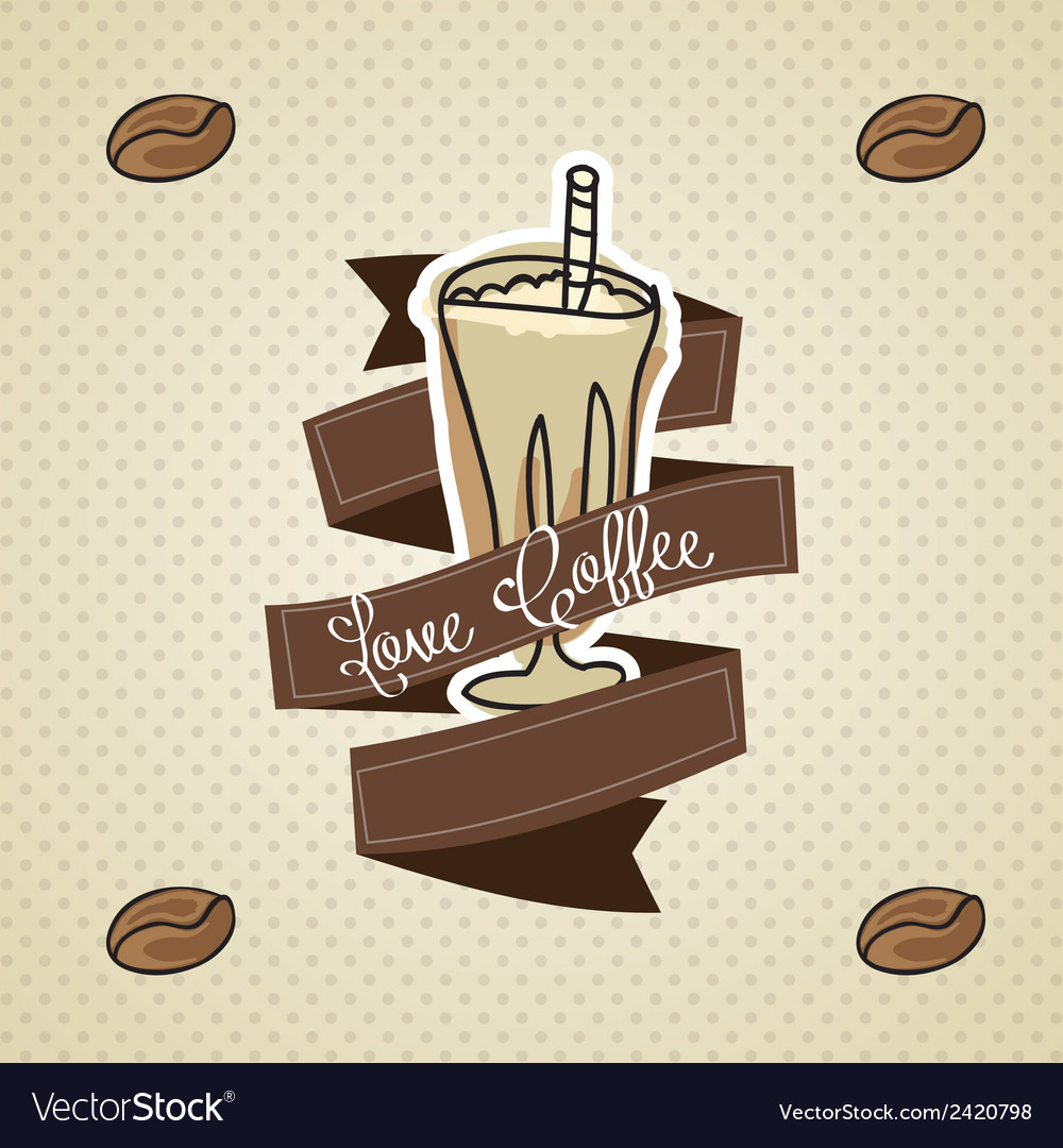 Coffee icons vector   Price: 1 Credit (USD $1)