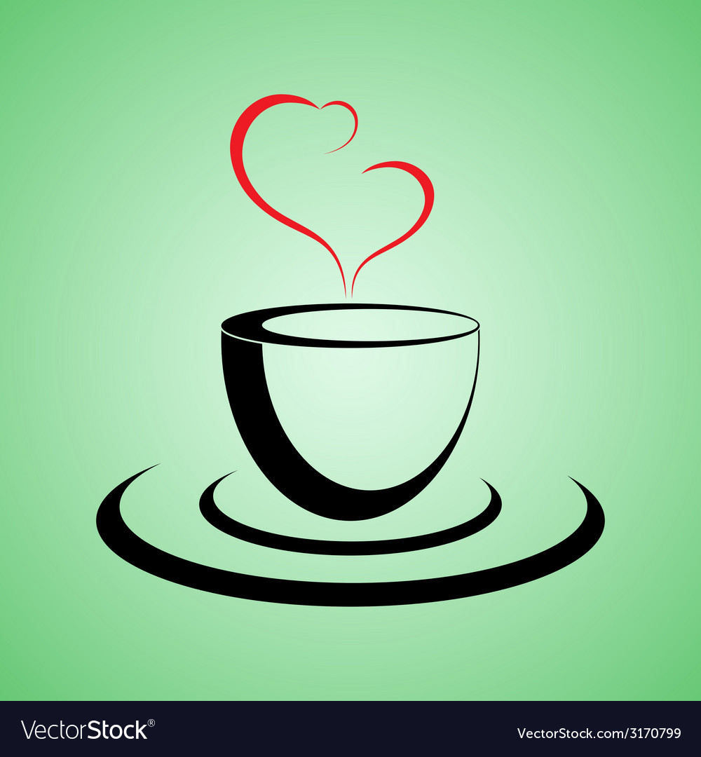 Coffee lovers vector | Price: 1 Credit (USD $1)