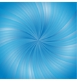 Blue smooth light lines background vector