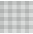 Tile grey plaid pattern vector