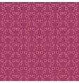 Valentine day red seamless background vector