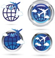 Globus aerro vector