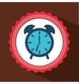 Clock alarm vector
