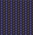 Carbon fiber black blue vector