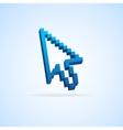 Arrow cursor vector