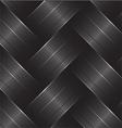 Carbon fiber black vector