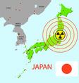 Japanese atomic power vector
