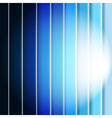 Abstract blue background with line vector