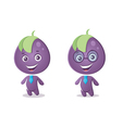 Business grapes vector