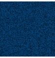 Abstract digital blue pixels seamless pattern vector