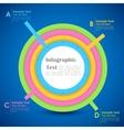 Infographics chart vector