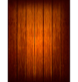 Dark wood background vector