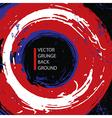 Grunge brushes background made using vector