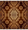 Seamless geometric pattern in islamic style vector