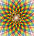 Rainbow tile vector