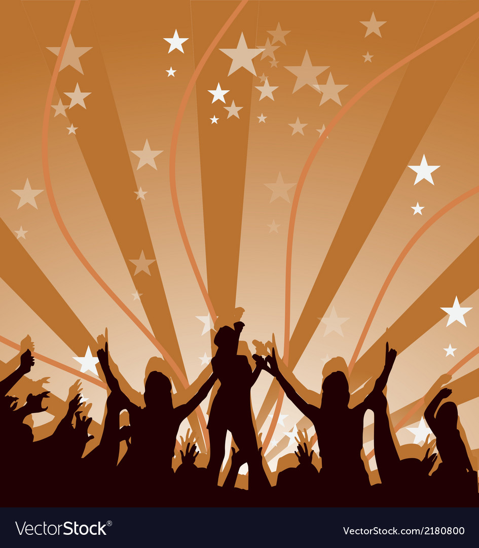 Party time design vector | Price: 1 Credit (USD $1)