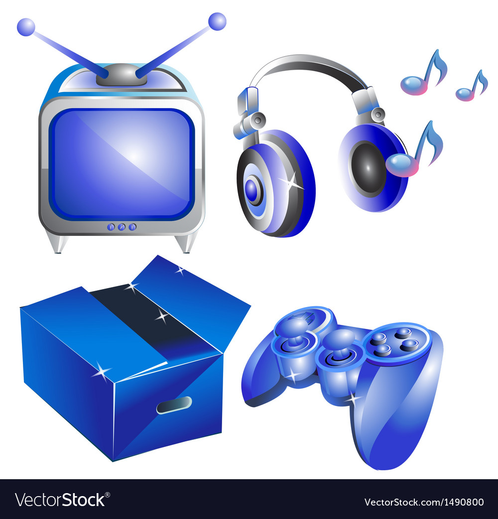 Set of icon vector | Price: 3 Credit (USD $3)