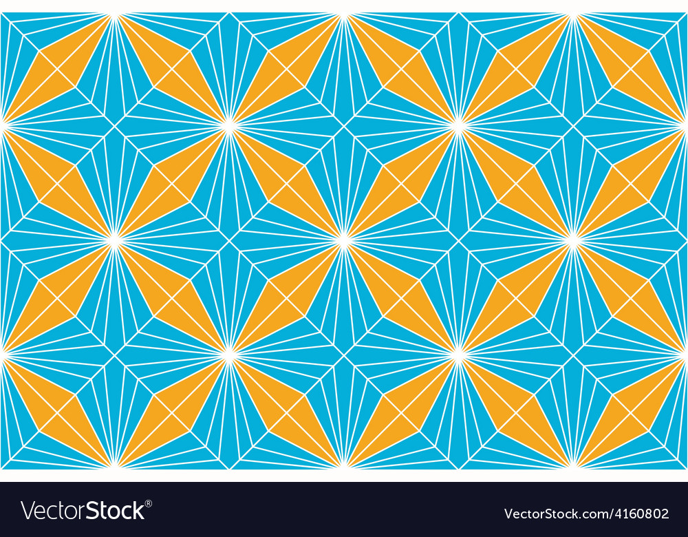 Seamless abstract dagger pattern background vector | Price: 1 Credit (USD $1)