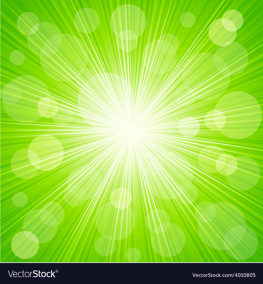 Abstract sunburst light background vector | Price: 1 Credit (USD $1)