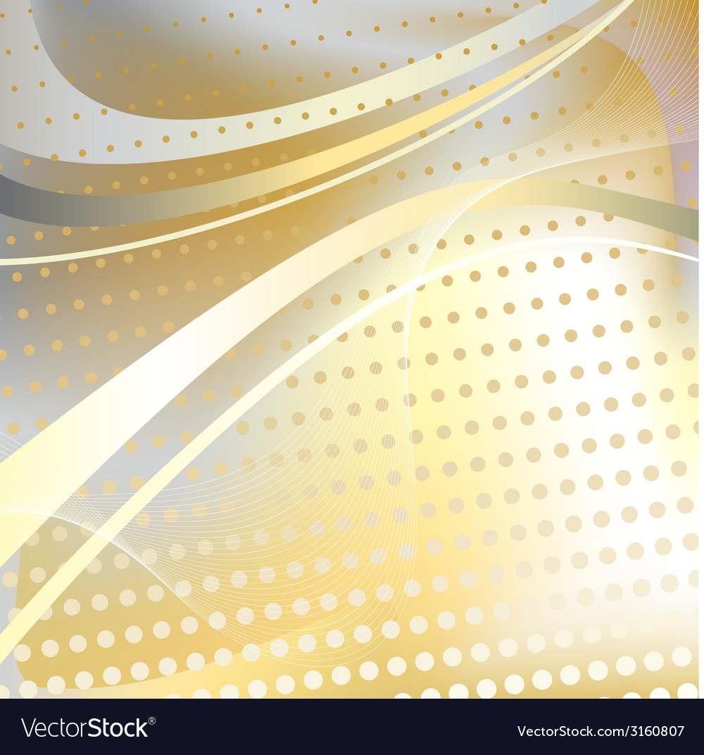 Yellow halftone pattern vector | Price: 1 Credit (USD $1)