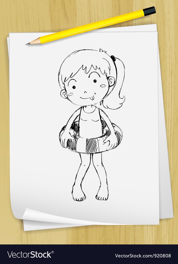 Sketch vector | Price: 3 Credit (USD $3)