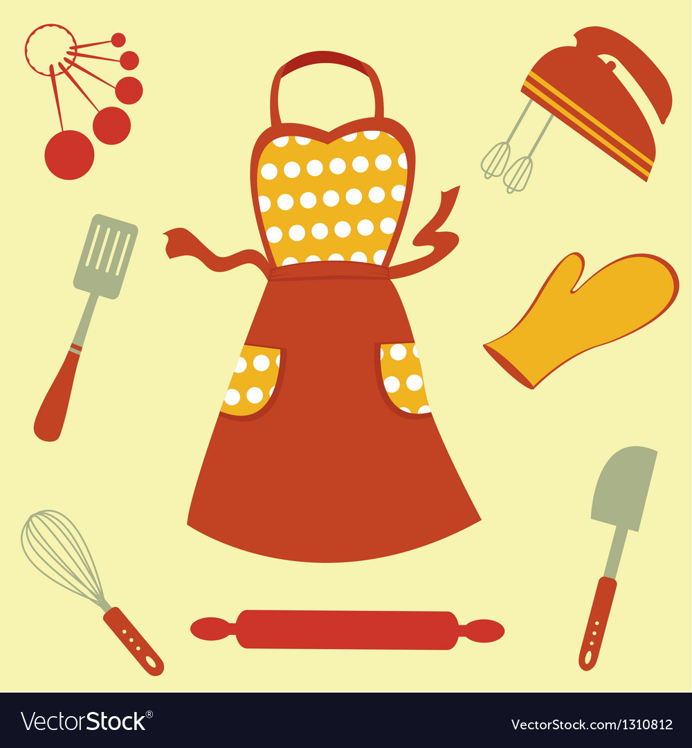 Baking icons vector | Price: 1 Credit (USD $1)