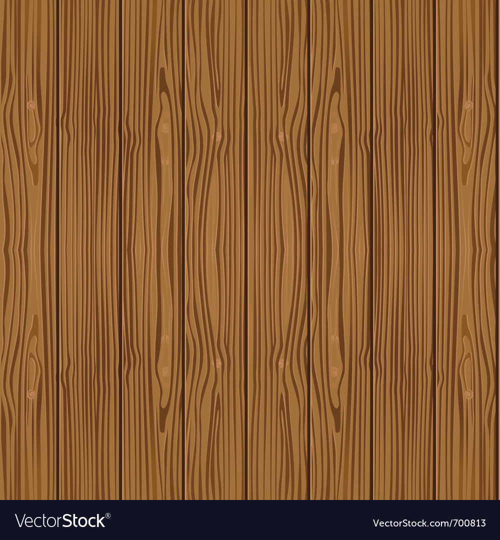 Wood seamless pattern - vector | Price: 1 Credit (USD $1)