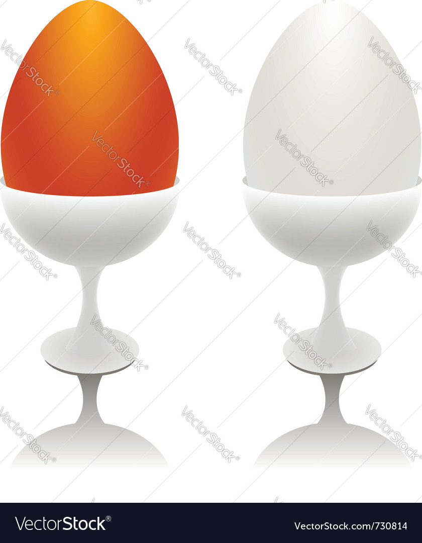 Eggs for breakfast vector | Price: 1 Credit (USD $1)