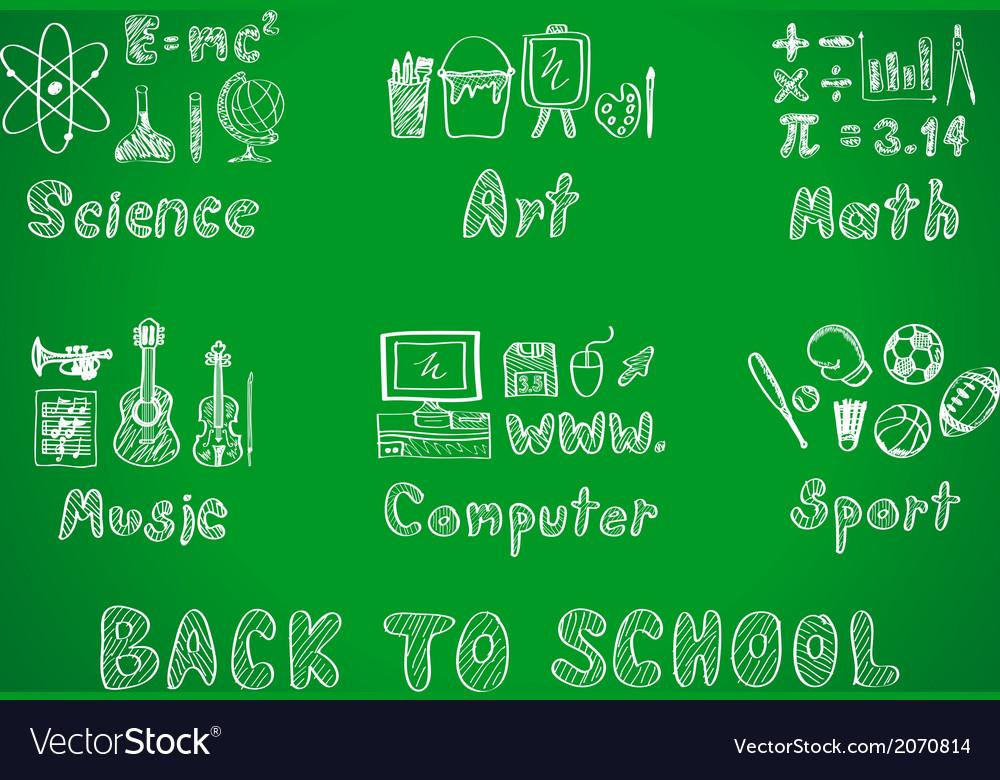 School2 vector | Price: 1 Credit (USD $1)