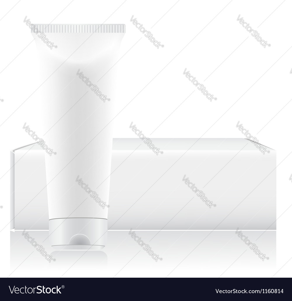 Toothpaste vector | Price: 1 Credit (USD $1)