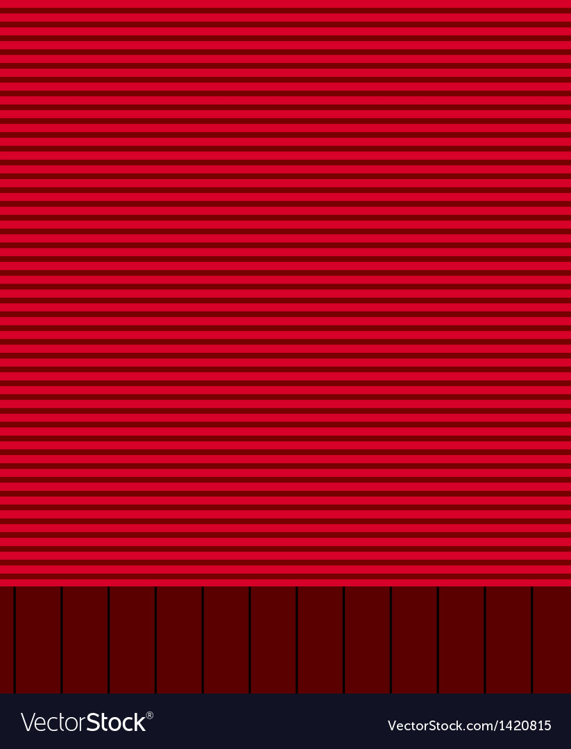 Red wall vector | Price: 1 Credit (USD $1)