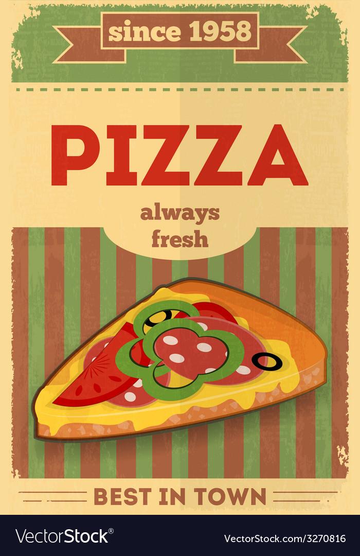 Pizza vector   Price: 1 Credit (USD $1)