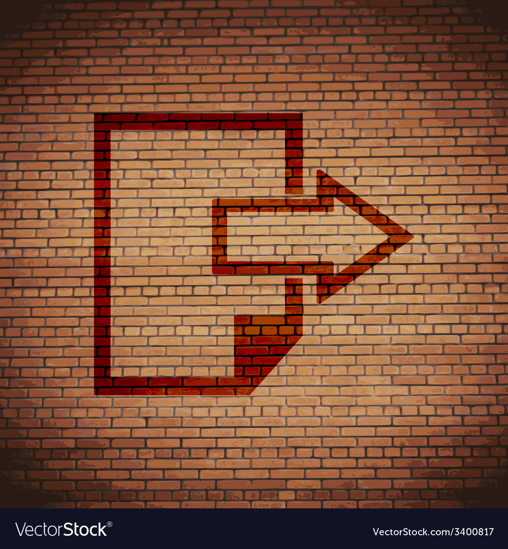 Send export file icon symbol flat modern web vector | Price: 1 Credit (USD $1)