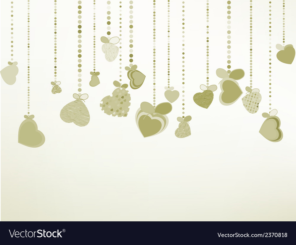 Elegant valentines or wedding  eps 8 vector | Price: 1 Credit (USD $1)