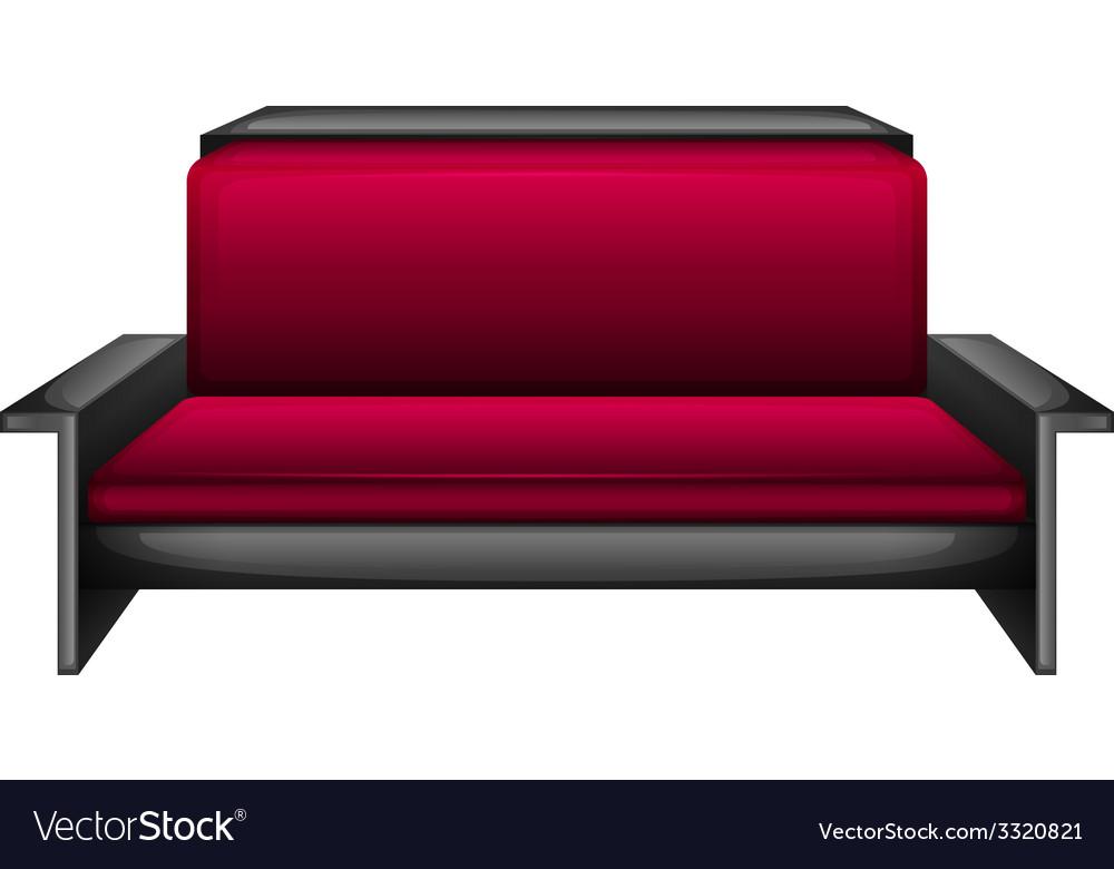 An elegant furniture vector | Price: 1 Credit (USD $1)